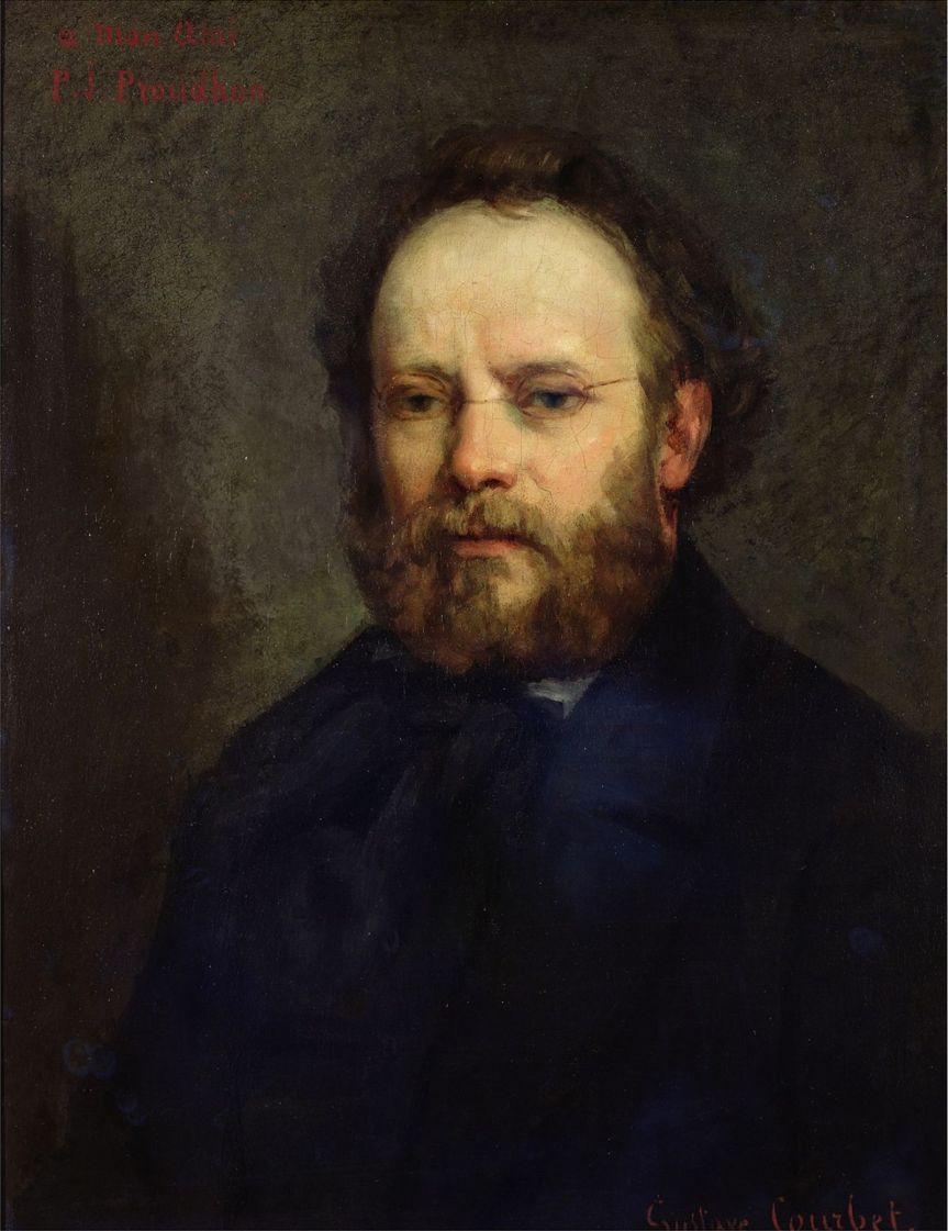 What's the Problem with Proudhon?